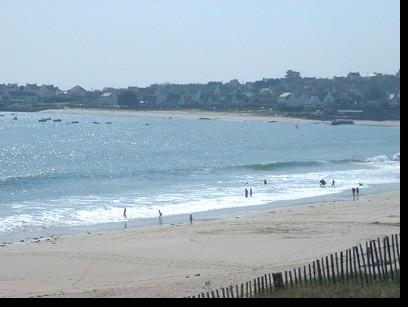 plage d'Audierne - Bretagne