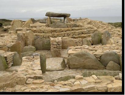 Site megalithique - Plouhinec